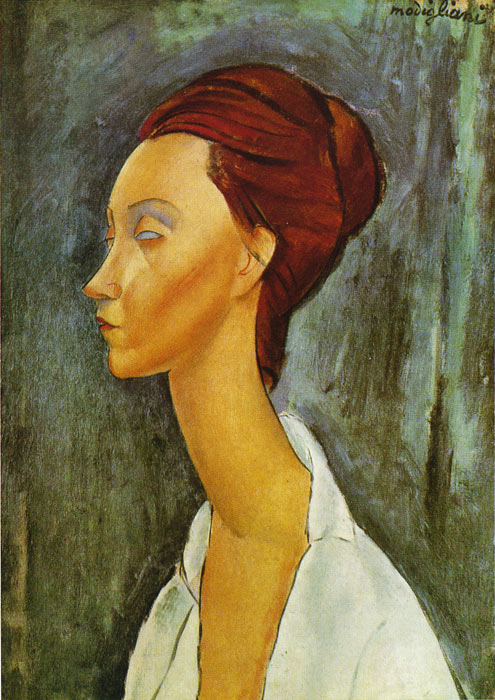 Amedeo-Modigliani-Lunia-Czechowska-1919