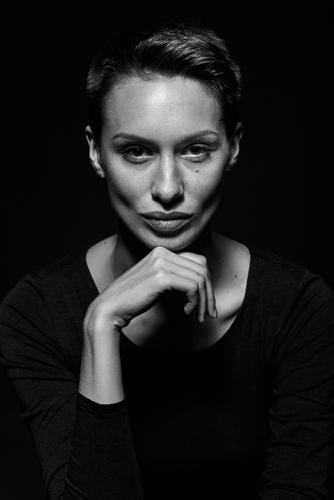 Verslo portretu fotografavimas
